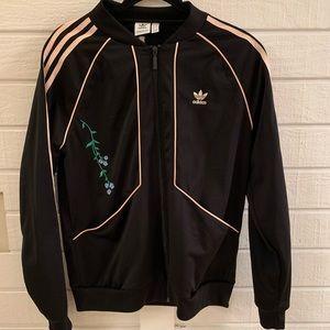 Women's Adidas Track Jacket Limited